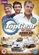 Top Gear: The Great African Adventure DVD NEW (A9)
