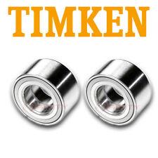 TIMKEN 510063 Front Wheel Hub Bearings Pair Set for Toyota Lexus Ford Mazda