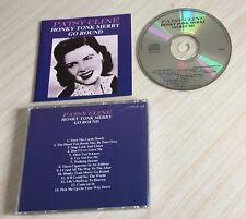 CD ALBUM HONKY TONK MERRY GO ROUND PATSY CLINE 14 TITRES 1988