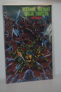 Teenage Mutant Ninja Turtles The Movie (1990) Adaptation TPB Archie Comics nm