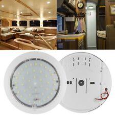 42 LED Marine Boat Ceiling Light Dome RV Car Cabin Camper Trailer Lamp 2835 SMD