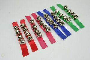 Wrist Bells 20cm Pack Of 4 Pairs