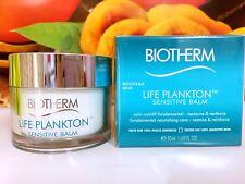 BIOTHERM Life Plankton Sensitive Balm foundamental nourishing care restoring 50m