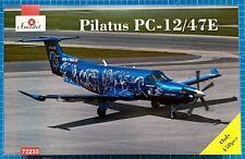 1/72 Pilatus PC12/47E (Amodel 72235)