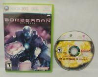 Bomberman Act Zero Konami Game - Microsoft Xbox 360 Rare Tested Works