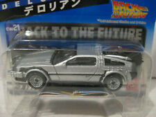 Hot Wheels Japan / Bandai Charawheels Cw21 back to the future Delorean !