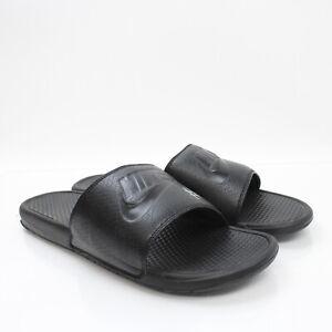 Indianapolis Colts Nike Sandals & Flip Flops Men's Black Used