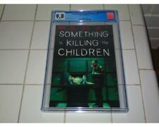 SOMETHING IS KILLING THE CHILDREN #12 CGC 9.8  JAMES TYNION IV