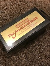 Articles of Faith Cassette Tapes James E. Talmage Rex Campbell Mormon LDS Audio