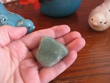 New Chunky Natural Green Aventurine Crystal Tumbled Good Luck Pocket Stone
