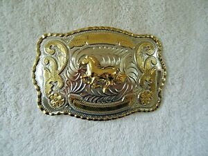 """Horse Show Riding Belt Buckle """" BEAUTIFUL COLLECTIBLE ITEM """" GREAT GIFT ITEM """""""