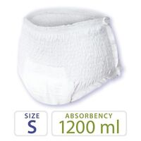 Small Tendercare Nateen Basic Line Incontinence Pull Up Pants