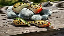 Custom painted RAPALAS & LUCKY CRAFT STYLE CRANKBAITS FISHING LURES SHOAL BASS
