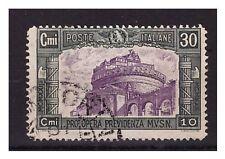 REGNO 1930 - MILIZIA III  Cent. 30 + 10  USATO