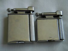 Parker (Dunhill)  lighters, standard and miniature