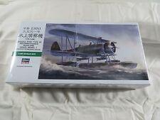 Hasegawa 1:48 Nakajima E8N1 Reconnaissance Seaplane Model Kit 19197 SEALED JT97