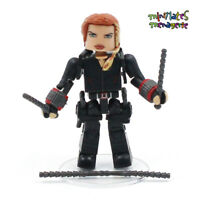 Marvel Minimates Walgreens Avengers Endgame Movie Black Widow