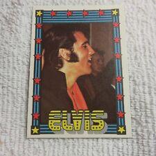 1978 Monty Gum - ELVIS PRESLEY - Club Card From Holland - (Blank Back) - Card 12