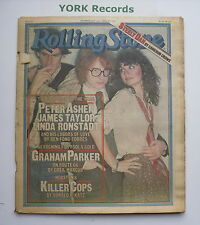 ROLLING STONE MAGAZINE - Issue 255 December 29th 1977 - Peter Asher / Steely Dan