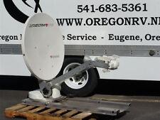 MotoSat Datastorm Internet XF2 .98m iDirect Satellite used *NICE* 30 day warnty
