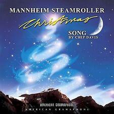 Mannheim Steamroller: Christmas Song ~ Sealed CD (Oct-2007, American Gramaphone)