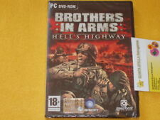BROTHERS IN ARMS Hell's Highway x PC NUOVO SIGILLATO vers. ITALIANA STUPENDO!!!