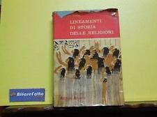 ART 6.915 LIBRO LINEAMENTI DI STORIA DELLE RELIGIONI DI A DONINI 1959