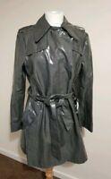 Very nice womens Alice+Olivia rain coat. Very good condition. Size L/14 UK.