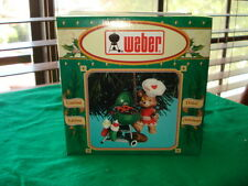Enesco Christmas Treasures Ornament 1999 WEBER