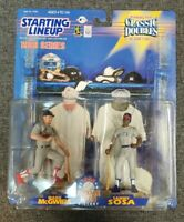 Starting Lineup Mark McGwire Sammy Sosa Classic Doubles 1998