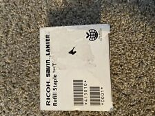 Ricoh Refill Staple T 415010 genuine oem sealed