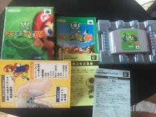 Mario Golf 64 Nintendo 64 jap