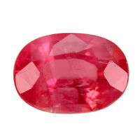1.07 Ct. Natural Unheated Pigeon Blood Red Ruby WITH GLC CERTIFY