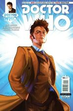 DOCTOR WHO: THE TENTH DOCTOR 4 A 1st print TITAN COMIC BBC TV 2014 NM NEW UNREAD