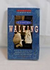 Country Walking Intermediate 18 Minute Mile Audio Cassette