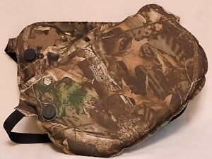 2 CAMO SEAT CUSHIONS~Hunter's Specialty/Advantage Timber Bunsaver Self Inflating