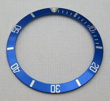 HIGH QUALITY REPLACEMENT BLUE BEZEL INSERT INVICTA PRO DIVER 40MM 200M -UK STOCK