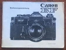 Canon EF - Anleitung von 02.74