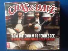 CHAS AND DAVE.       FROM  TOTTENHAM TO  TENNESSEE.        TWO DISCS.