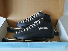 Vintage Viking II (2) Amsterdam J. Havekotte Ice Skates BOXED - Size 44 / 11