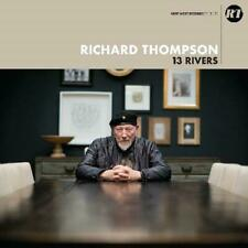 Richard Thompson 13 Rivers Vinyl LP +g/f NEW sealed