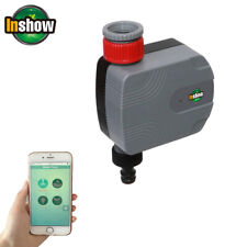 Inshow Bluetooth Water Timer Garden Irrigation Controller Suit Iphone/Android