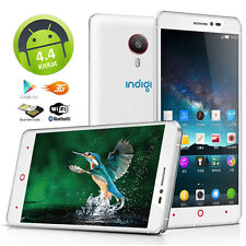 NEW! Ultra-Slim 3G SmartPhone Phablet 5.5in Touch Android 4.4 Google Play Store