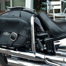 YAMAHA XVS1100 DRAG STAR V-STAR CLASSIC CHROME REAR SADDLEBAG GUARD CRASH BARS