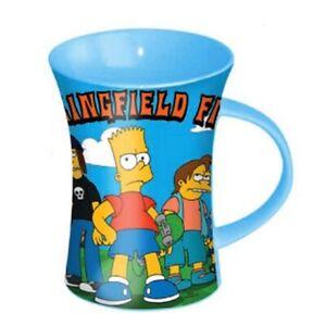 Simpsons Tasse Bart Simpson Blau Kaffeebecher - 320 ml