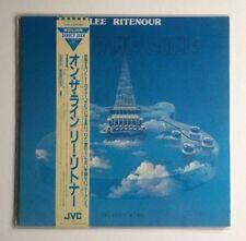 LEE RITENOUR - ON THE LINE LP JAPAN PRESS Vinyl Record LP Import