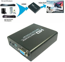 MHL/HDMI to VGA Scaler converter up to 1900X1200/60HZ supported for PS4,PS3
