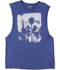 T-shirts bleus Ralph Lauren pour homme