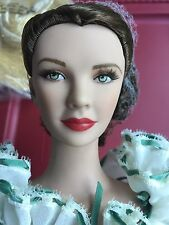 "Tonner GWTW Gone With The Wind Scarlett O'Hara 22"" Doll TWELVE OAKS LE100 No Box"