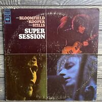 Bloomfield Kooper Stills Super Session CS9701 LP Record Columbia Records